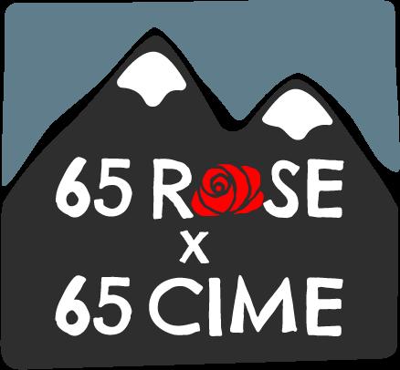 65 rose per 65 cime - Portiamo un rosa sulla cima di una montagna per allargare l'orizzonte della fibrosi cistica